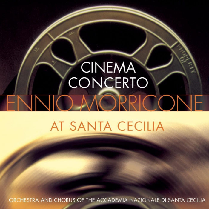 Vinil Ennio Morricone-Cinema Concerto-2LP 0