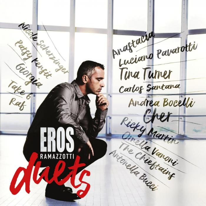 Vinil Eros Ramazzotti-Duets-2LP 0