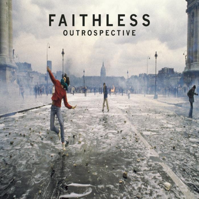 Vinil Faithless-Outrospective (180g Audiophile Pressing)-2LP 0