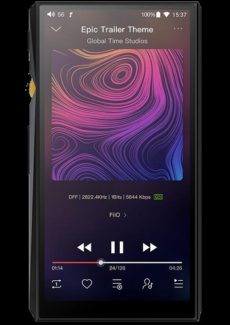 Player portabil Fiio M11 0