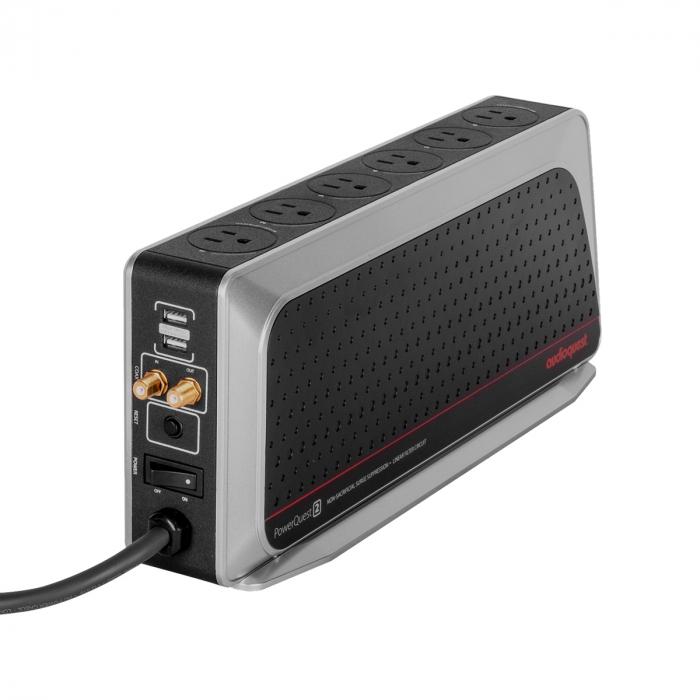 Filtru si protectie retea electrica AudioQuest, PowerQuest 2 1