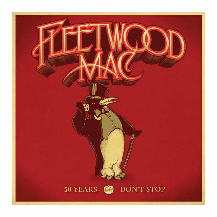 Vinil Fleetwood Mac-50 Years - Don't Stop (180g Audiophile Pressing)-5LP 0