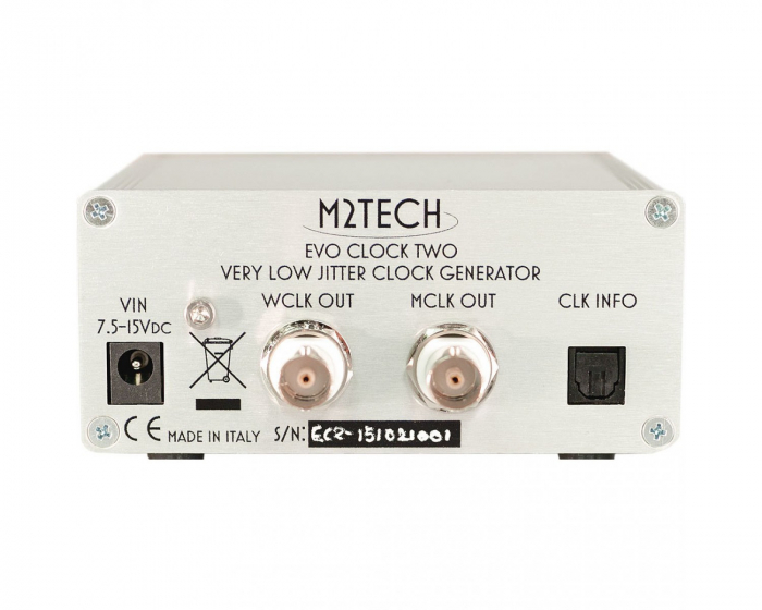 Generator clock M2Tech Evo Clock Two 1
