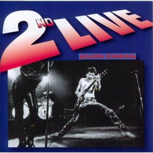 Vinil Golden Earring-2nd Live (180g Audiophile Pressing)-2LP 0