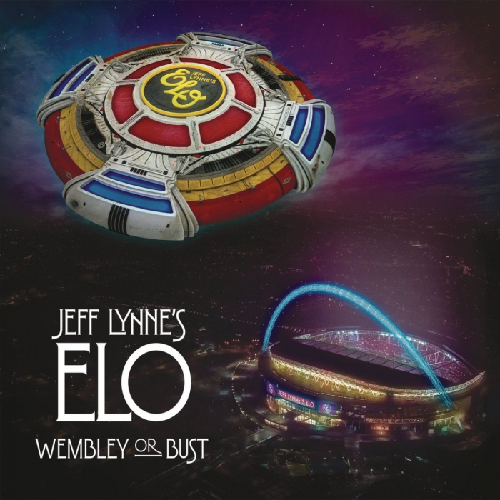 Vinil Jeff Lynne's ELO-Jeff Lynne's ELO - Wembley or Bust (180g Audiophile Pressing)-3LP 0