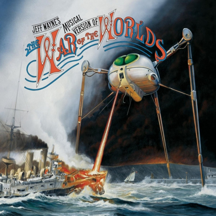 Vinil Jeff Wayne-Jeff Wayne's Musical Version of the War Of The Worlds (40th Anniversary Edition)-2LP 0