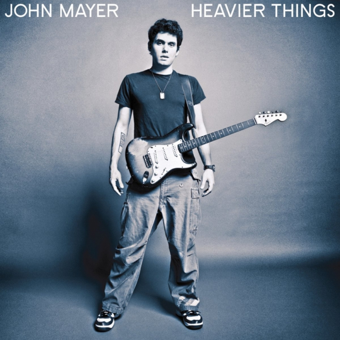 Vinil John Mayer-Heavier Things-LP 0