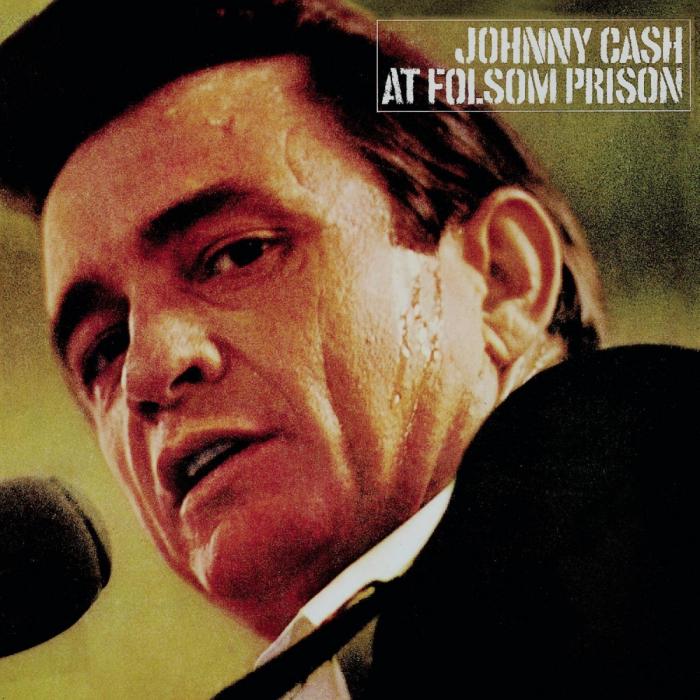Vinil Johnny Cash (from The Highwaymen)-At Folsom Prison (180g Audiophile Pressing)-2LP 0