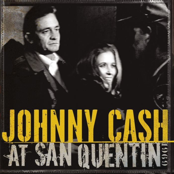 Vinil Johnny Cash (from The Highwaymen)-At San Quentin (180g Audiophile Pressing)-LP 0
