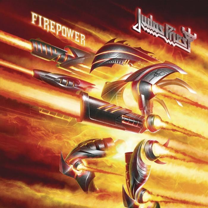 Vinil Judas Priest-Firepower (180g Audiophile Pressing)-2LP 0
