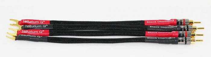 Jumper Cablu de Boxe Tellurium Q Black Diamond 3