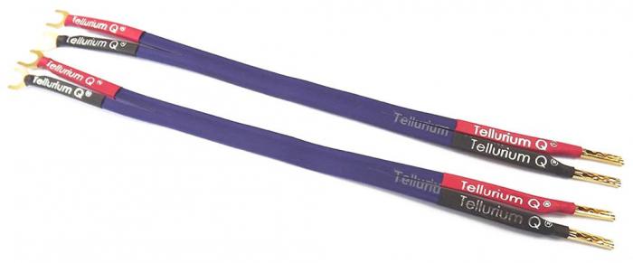 Jumper Cablu de Boxe Tellurium Q Blue 0