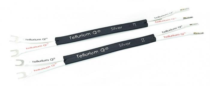 Jumper Cablu de Boxe Tellurium Q Silver II 0
