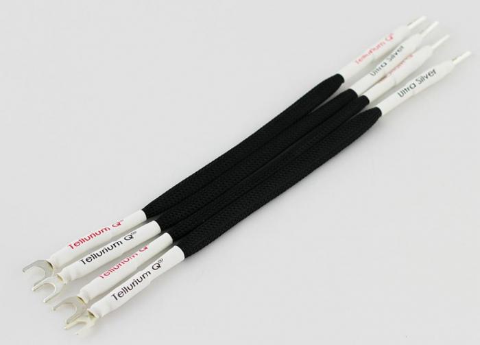 Jumper Cablu de Boxe Tellurium Q Ultra Silver 1