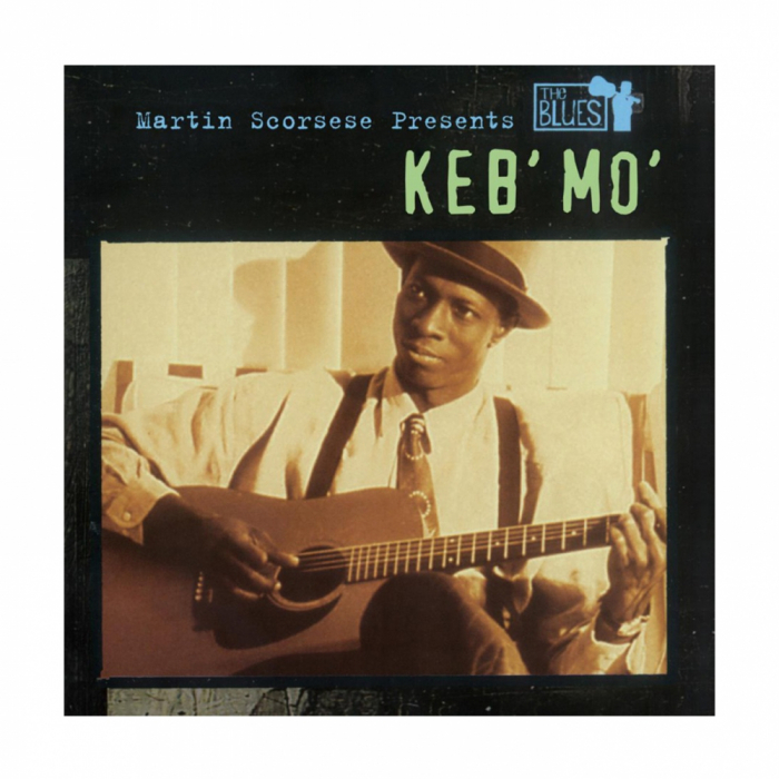 Vinil Keb Mo-Martin Scorsese Presents The Blues (180g Audiophile Pressing)-2LP 0