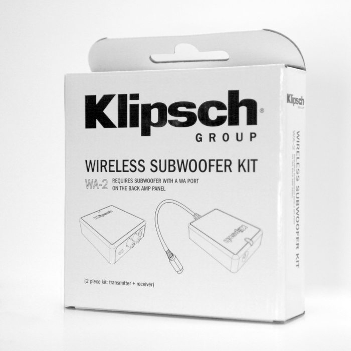 Kit Wireless pentru subwoofer Klipsch WA-2 3