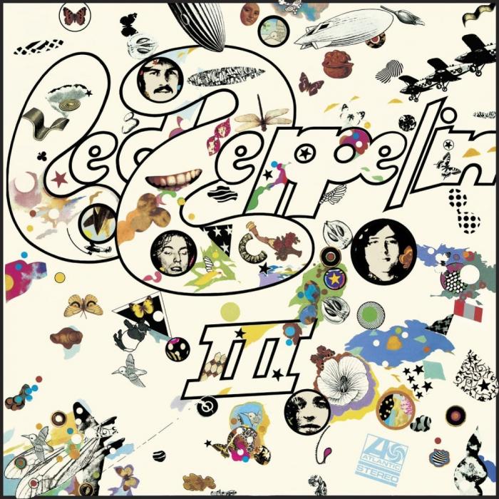 Vinil Led Zeppelin-Led Zeppelin III (180g Audiophile Pressing)-LP 0