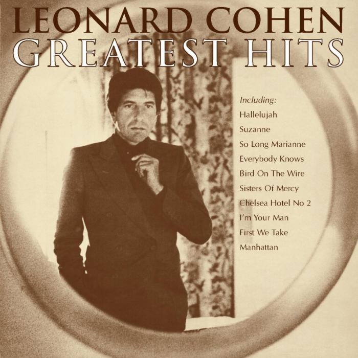 Vinil Leonard Cohen-Greatest Hits (180g Audiophile Pressing)-LP 0