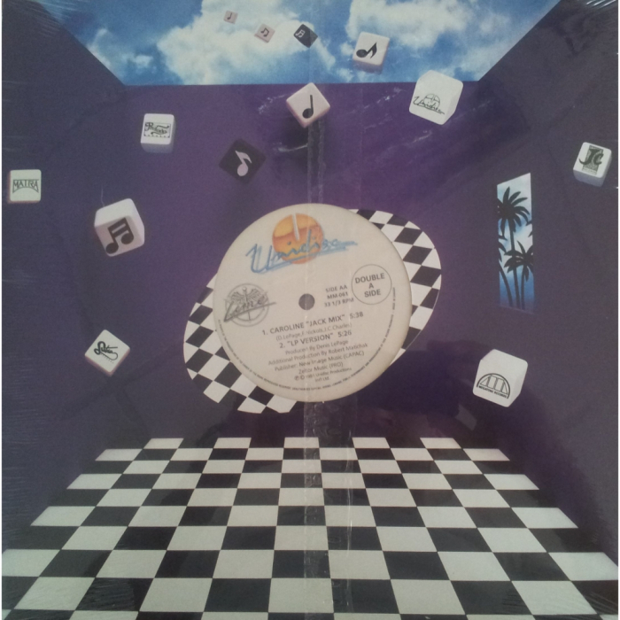 Vinil Lime-Caroline (Super Disco Hit !)-Maxi Vinyl 0