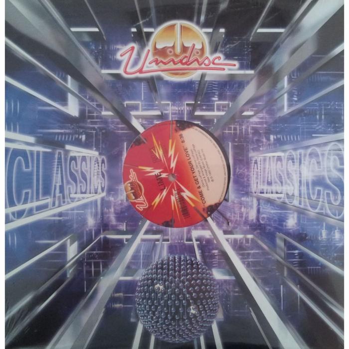 Vinil Lime-Come & Get Your Love (Super Disco Hit !)-Maxi Vinyl 0