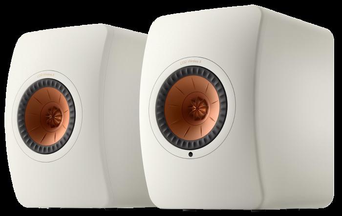 KEF LS50 Wireless II 0