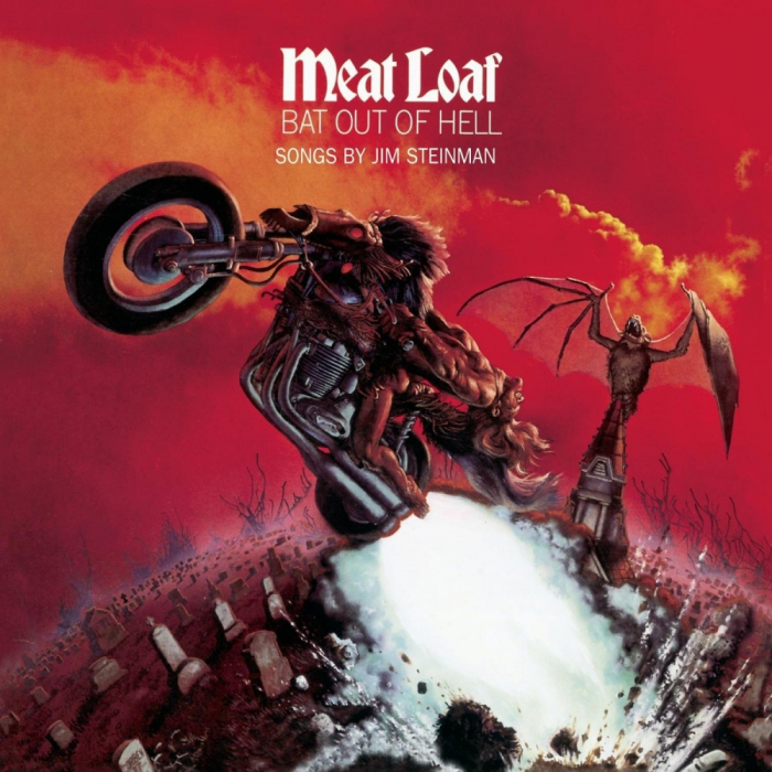Vinil Meat Loaf-Bat Out of Hell (180g Audiophile Pressing)-LP 0