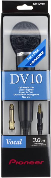 Microfon dinamic karaoke Pioneer DM-DV10 1