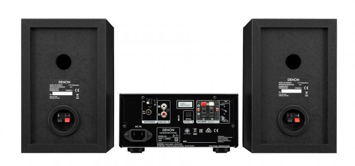 Minisistem Hi-Fi Denon D-T1 1