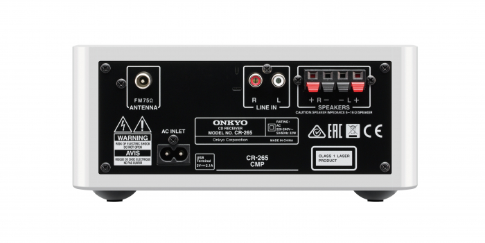 Mini sistem audio Onkyo CS-265 1