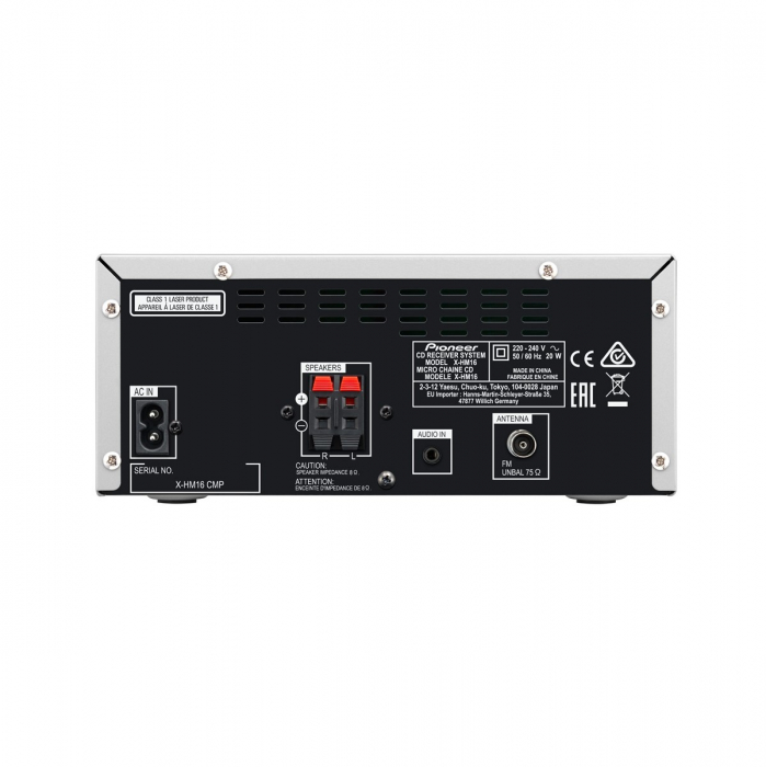 Mini Sistem Stereo Pioneer X-HM16 1