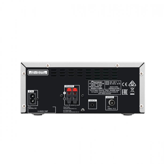 Mini Sistem Stereo Pioneer X-HM26 1