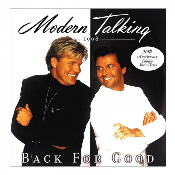 Vinil Modern Talking-Back For Good (20th Anniversary Edition)-2LP 0