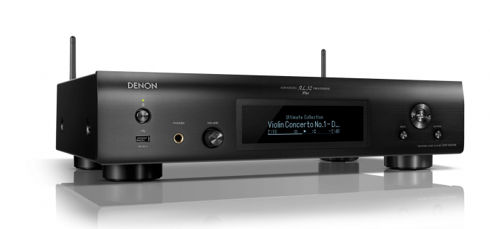 Network Player Denon DNP-800NE 1