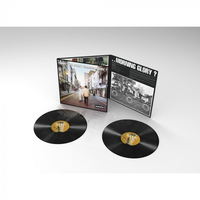 Vinil Oasis-(What's The Story) Morning Glory? (Remastered Edition)-2LP 0