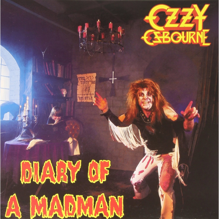 Vinil Ozzy Osbourne (from Black Sabbath)-Diary Of A Madman (180g Audiophile Pressing)-LP 0