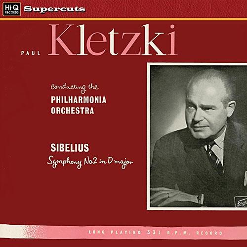 Vinil Paul Kletzi, Philharmonia Orchestra-Symphony No. 2 In D Major (180g Audiophile Pressing)-Sibelius-LP 0