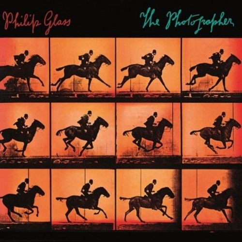 Vinil Philip Glass-Photographer (180g Audiophile Pressing)-Glass-LP 0