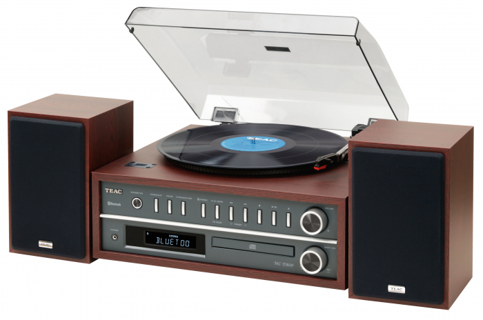 Pick-up cu CD Teac MC-D800 [0]