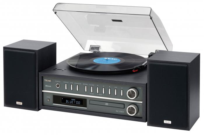 Pick-up cu CD Teac MC-D800 0