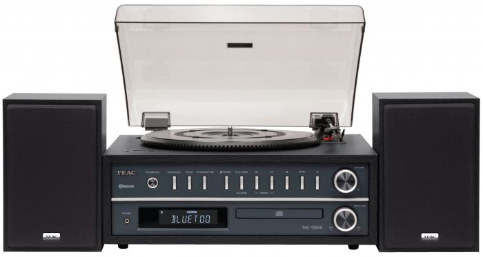 Pick-up cu CD Teac MC-D800 1