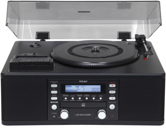 Pick-up cu CD, Tuner si Casetofon Teac LP-R550USB 1