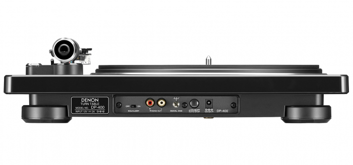 Pick-Up Denon DP-400 3