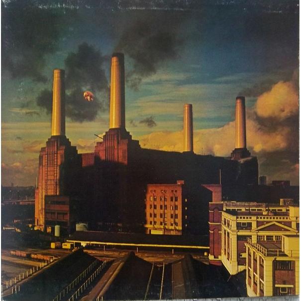 Vinil Pink Floyd-Animals (180g Audiophile Pressing)-LP 0