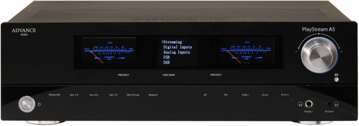 Amplificator streamer Advance Acoustic PlayStream A5 0