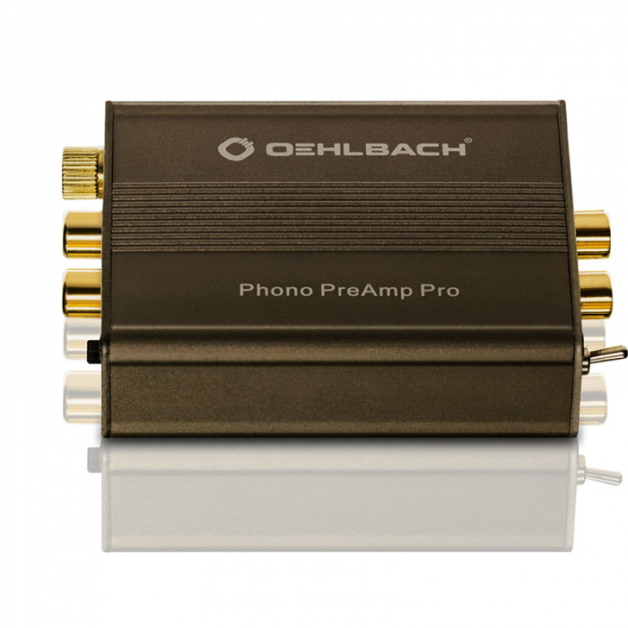 PREAMPLIFICATOR OEHLBACH PHONO PREAMP PRO 0