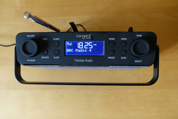 Radio Tangent Pebble 2