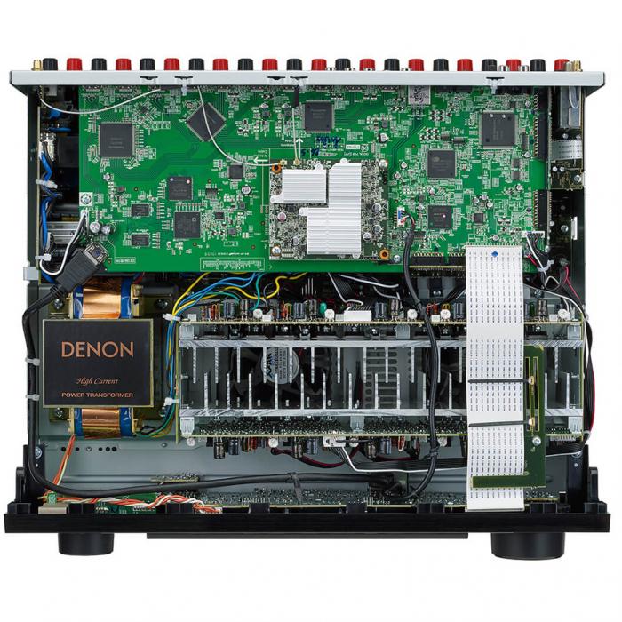 Receiver AV Denon AVR-X3600H 2