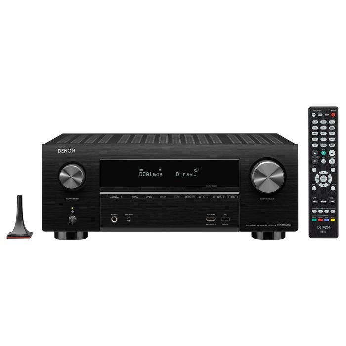 Receiver AV Denon AVR-X3600H 0