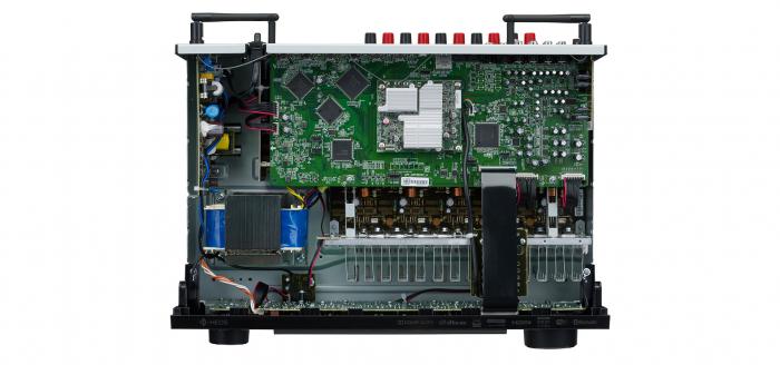 Receiver Denon AVR-S650H 3