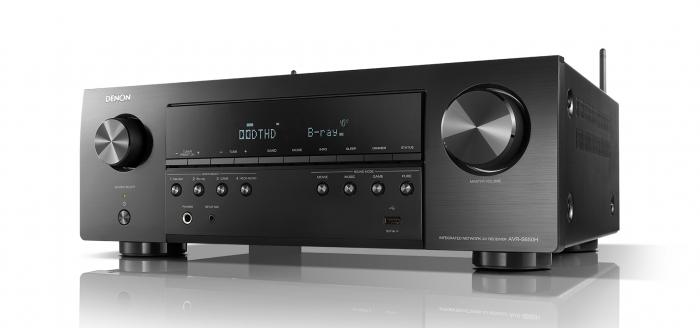 Receiver Denon AVR-S650H 0
